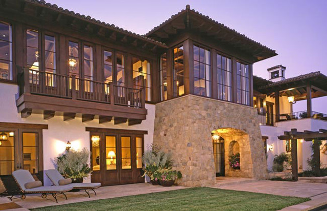 KAA Design Group mediterranean exterior