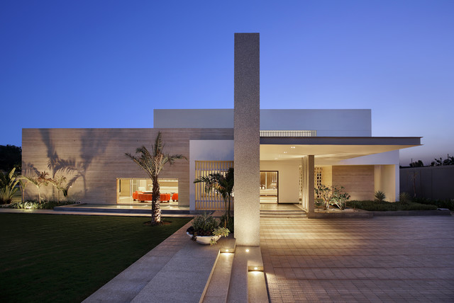 25 Exterior Designs The New Face Of Indian Homes
