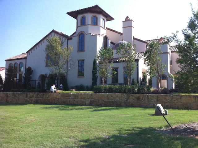 Kaleidoscope of Homes (Simmons Estate Homes) mediterranean-exterior