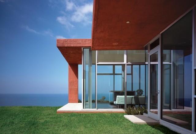 KANNER ARCHITECTS modern-exterior