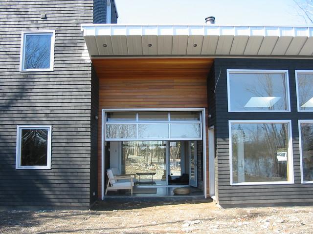Keating House modern-exterior