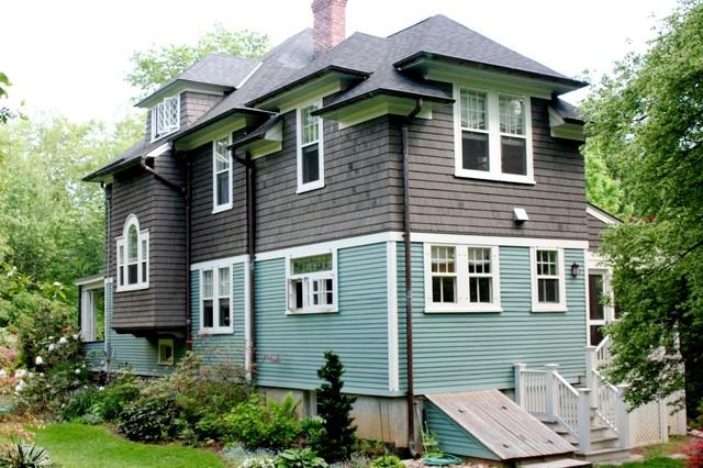 Kensington Addition traditional-exterior