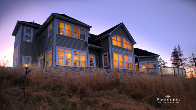 Ketch Harbour Stone traditional-exterior