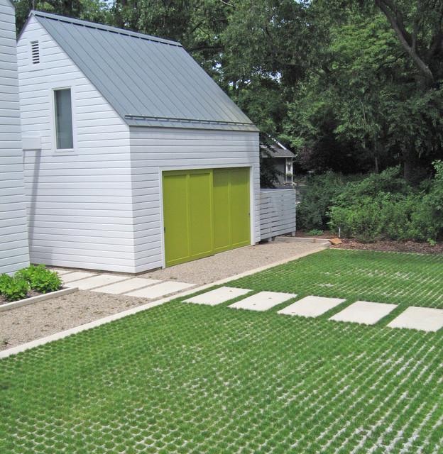 Kettelkamp & Kettelkamp Landscape Architecture farmhouse-exterior