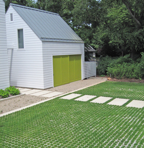 Permeable Pavers for a Driveway