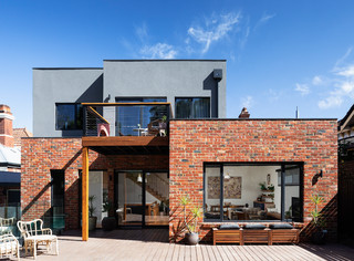 75 Beautiful Industrial Exterior Pictures Ideas February 2021 Houzz Au