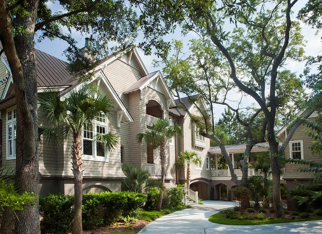 Kiawah Retreat traditional-exterior