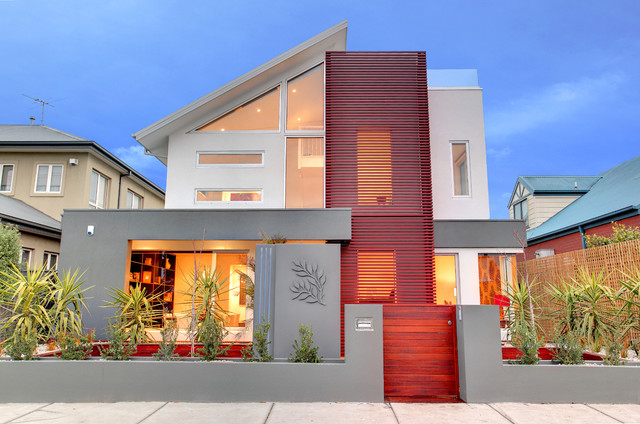 King of melbourne by design unity contemporary for Modern home designs melbourne