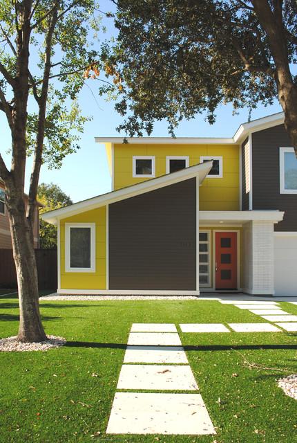 Kinley Residence contemporary-exterior