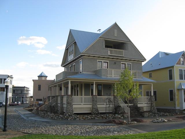 Kinsfather House, South Main Colorado traditional-exterior