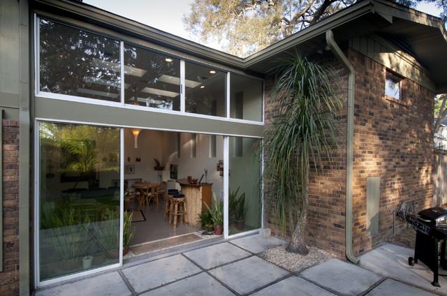 Kirk Chamberlain Studio eclectic-exterior