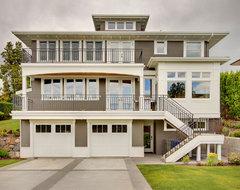 Kirkland Tanditional craftsman-exterior