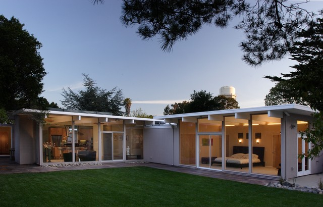 Klopf architecture eichler addition remodel midcentury for Eichler designs
