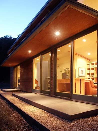 Klopf Architecture Manzanita House modern-exterior