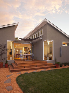 Modern Ranch House Conversion