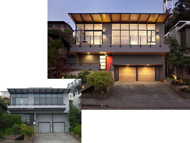 Klopf Architecture San Francisco Mid Century Modern Remodel Midcentury