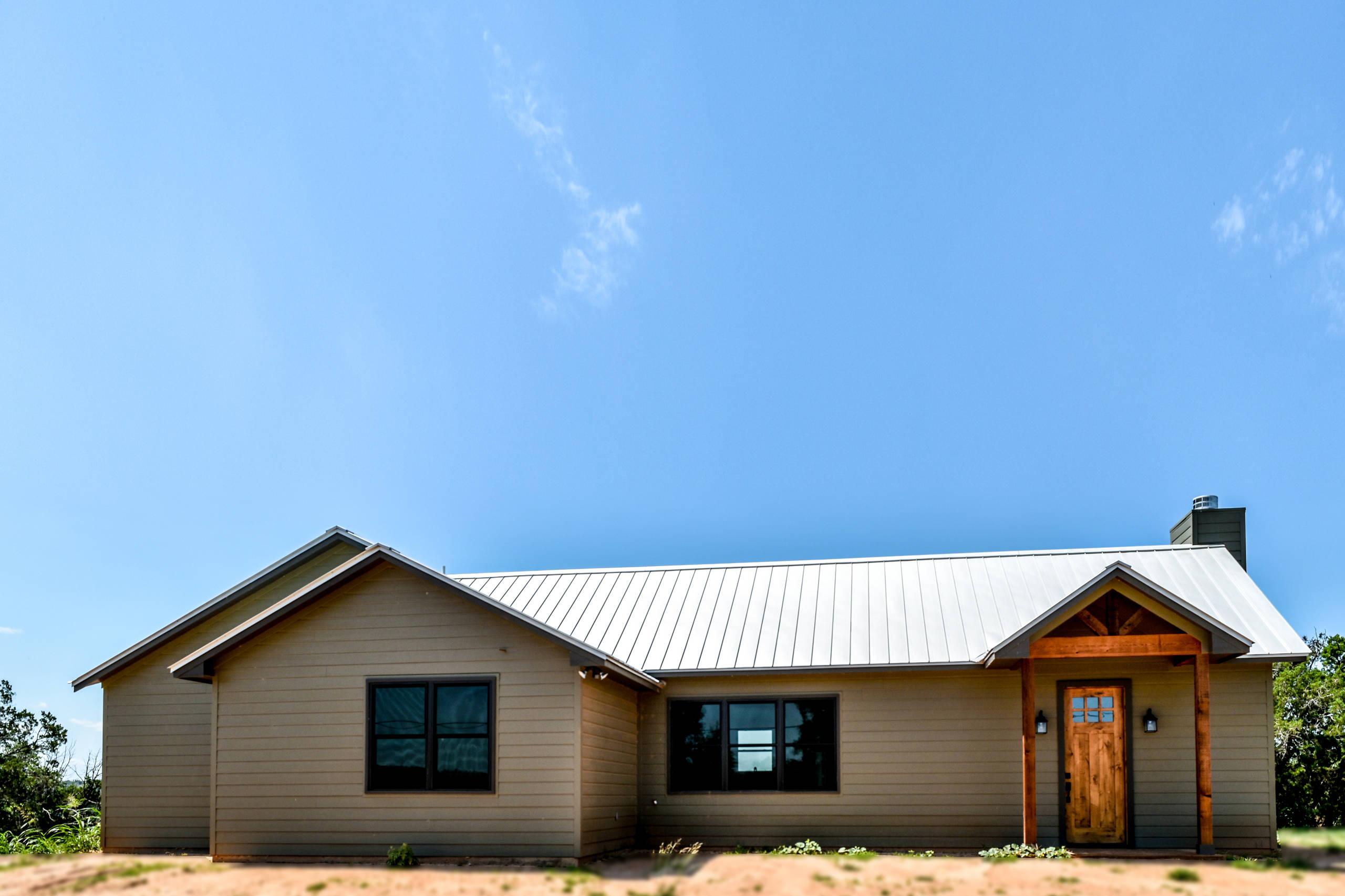 Knotty Alder Lake Home
