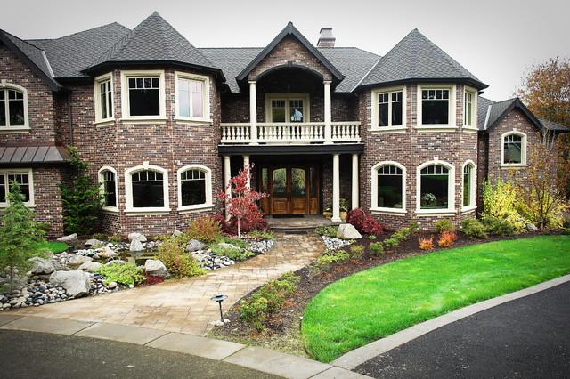 Krista Lawrence - Petros Design Center, Inc. traditional-exterior