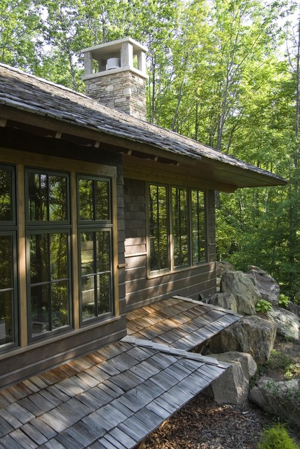 Kuma Lodge contemporary-exterior
