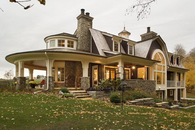 L. Cramer Builders + Remodelers traditional-exterior