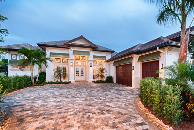 la salle model in twin eagles naples fl