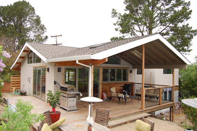 Lafayette Residence Remodel contemporary-exterior