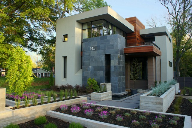 LaFrance Residence modern-exterior
