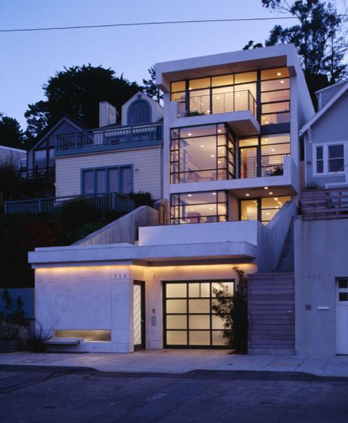 Street Housing: Laidley Street Residence