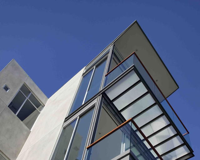 Laidley Street Residence modern-exterior