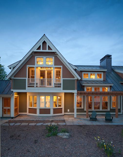 Lake Champlain Vermont traditional-exterior