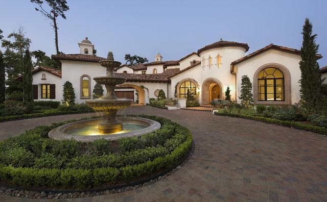 28+ [ spanish mediterranean ] | spanish hacienda style homes
