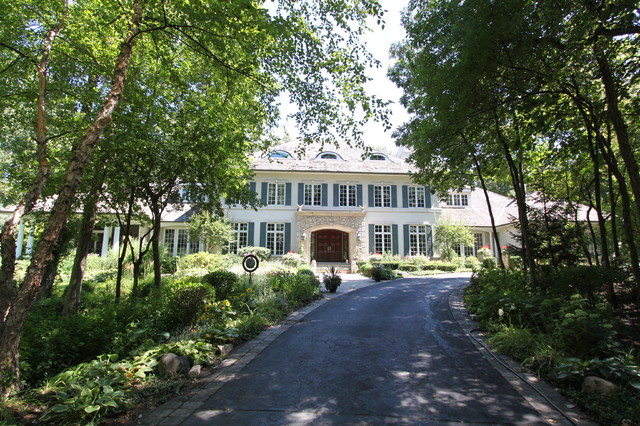 Lake Forest traditional-exterior