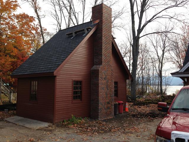 Lake George House craftsman-exterior