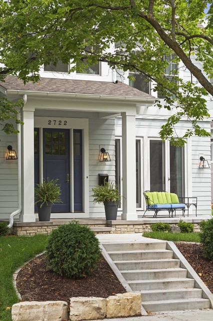 Lake Harriet Urban Cottage Exterior By Great