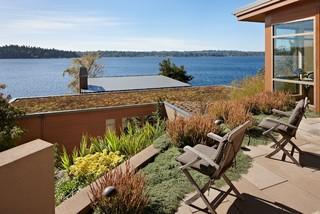 Lake House Two - Exterior modern-exterior