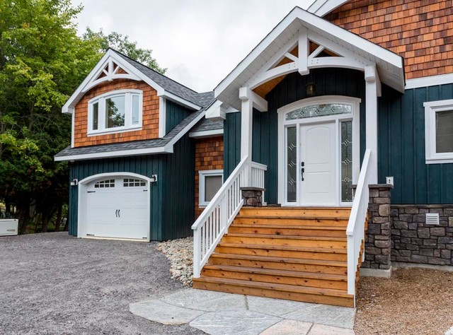 ... - Craftsman - Exterior - Toronto - by Lakeside Design & Build Inc
