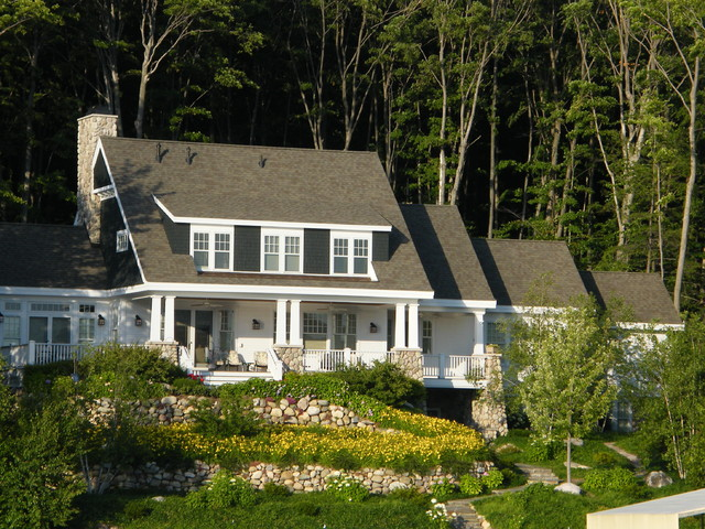 Seeley Cottage traditional-exterior