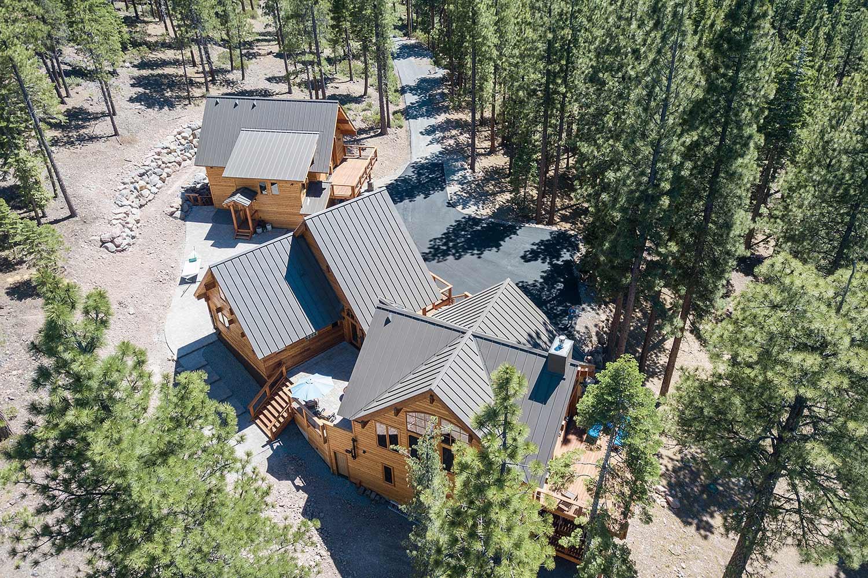 Lake Tahoe Cabin Compound