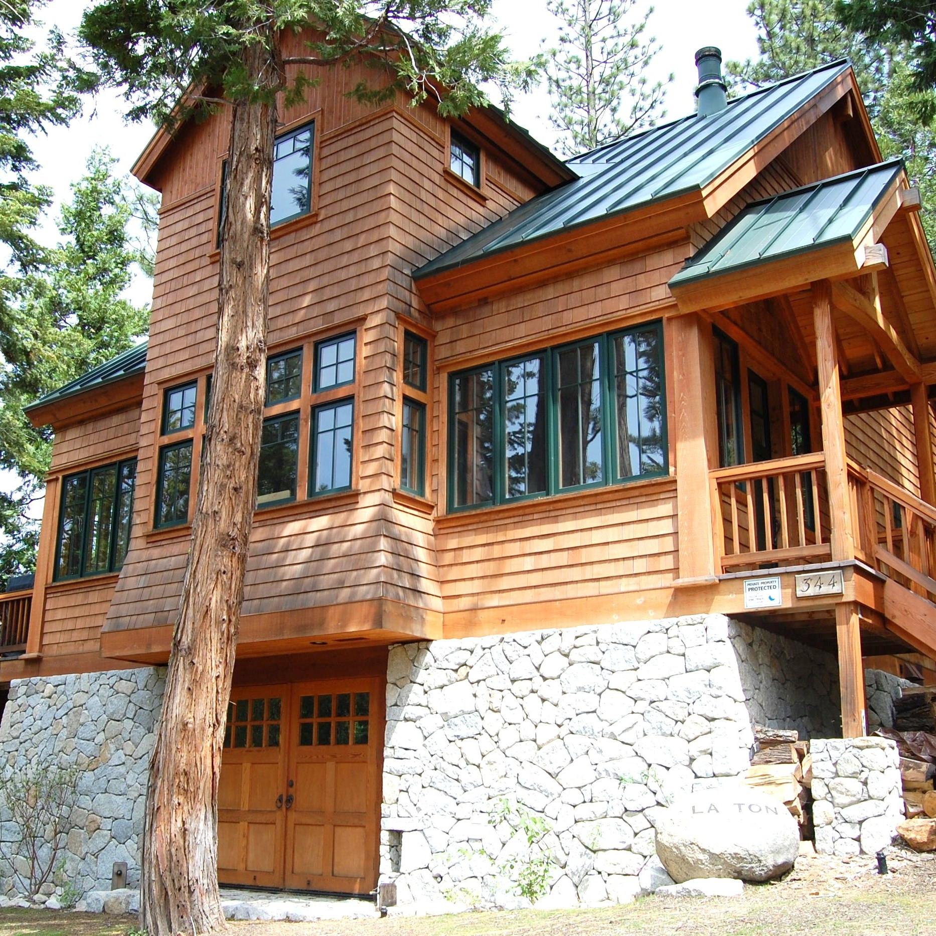 Lake Tahoe / Fallen Leaf Lake Mountain Home