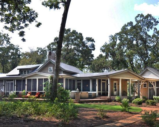 May River Custom Home Palmetto Bluff South Carolina