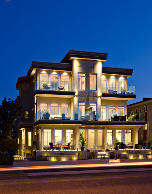 Lakeshore condos modern exterior vancouver by for Lakeshore design builders