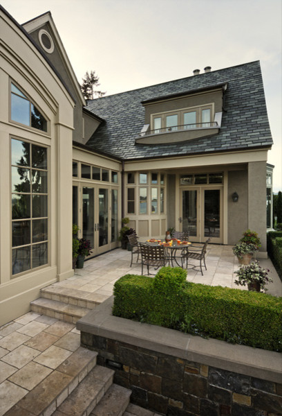 Lakeshore Sophisticate traditional-exterior
