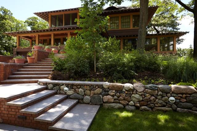 Lakeside Remodel craftsman-exterior