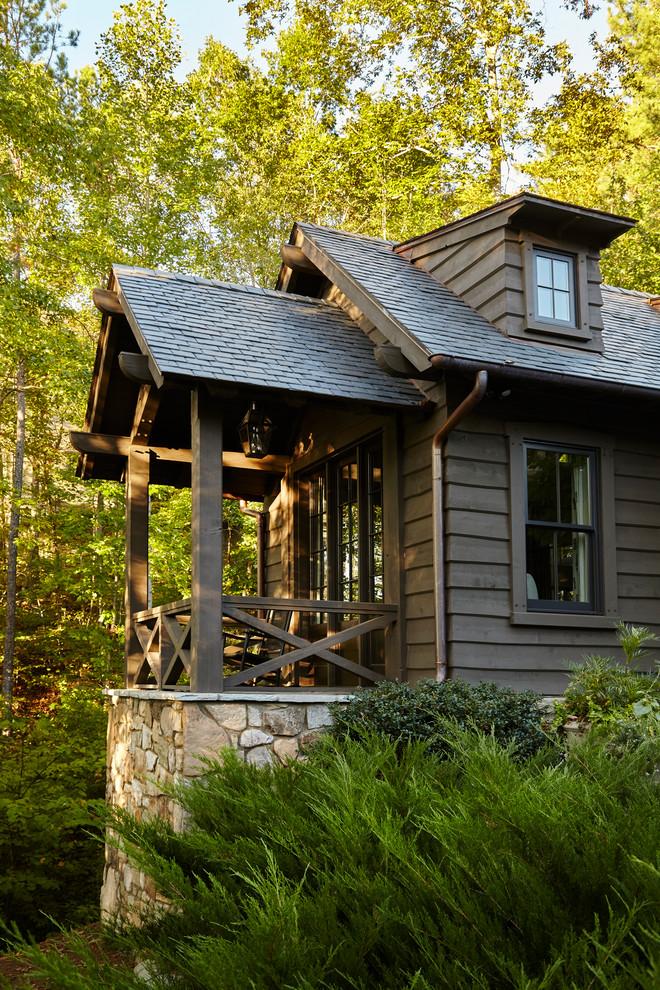 Example of an exterior home design