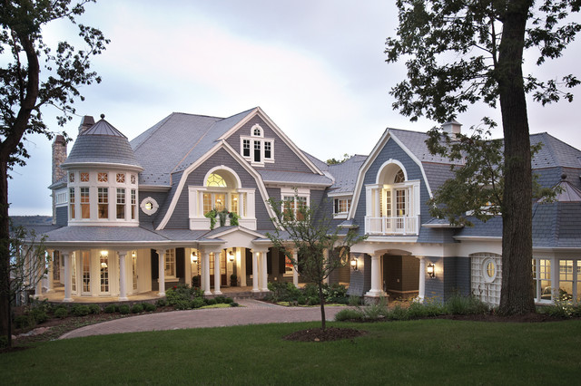 Lakeview - Traditional - Exterior - by Kolbe Windows & Doors