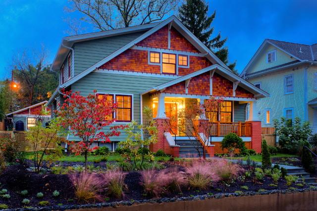 Landis Construction Corporation a Design Build Firm traditional-exterior