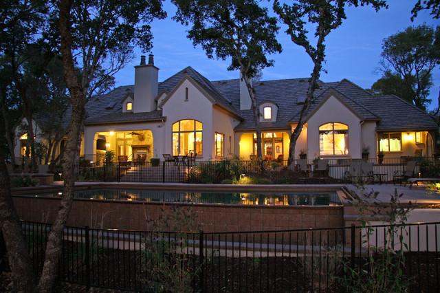 Landmark Builders - Custom Home Builder traditional-exterior