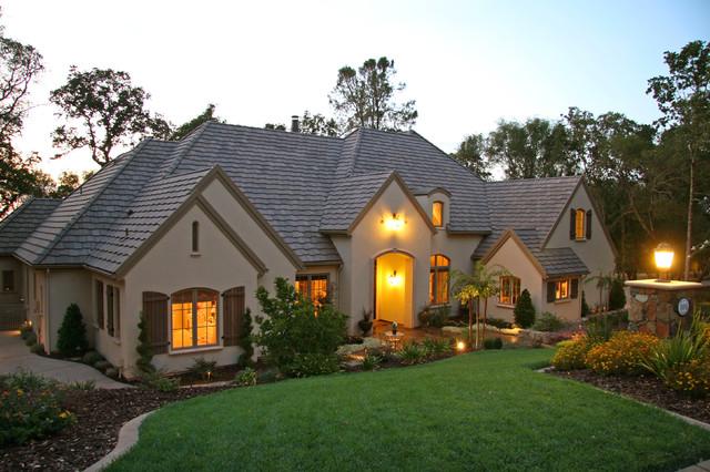 Landmark Builders traditional-exterior