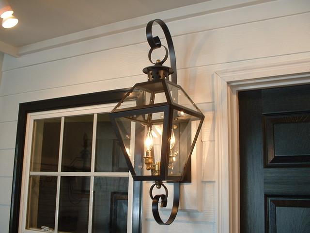 Lanterns Traditional Exterior Charleston By