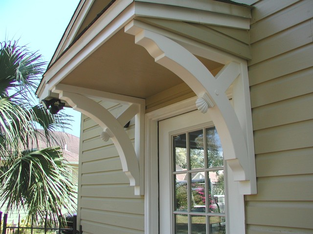 Large Builder Brackets Traditional Exterior Other